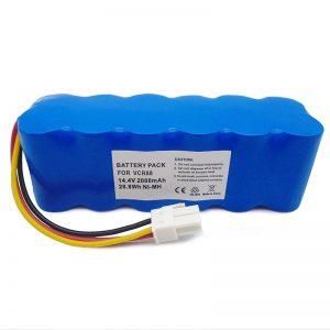 د نوبیوټ SR8750 DJ96-00113C VCA-RBT20 لپاره د لوړ کیفیت 14.4v بدیل خلا کلینر بیټرۍ