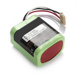 د بیسټون سکوبا Mint5200B 7.2V 3Ah د iRobot ویکیوم کلینر لپاره د N-MH بیټرۍ بسته بدله کونکی